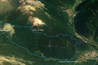 33° Raduno Sci-Alpinistico del Mortirolo. Il percorso…