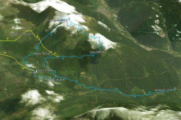 COMUNICATO IMPORTANTE!!! MODIFICA PERCORSO – 33° Raduno Sci-Alpinistico del Mortirolo